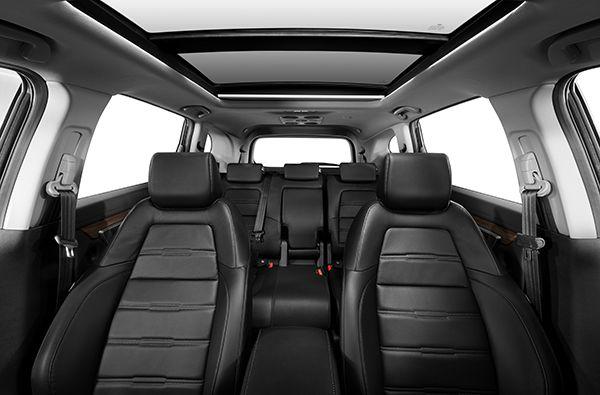Che do ghe 5 cho Honda CRV 2020