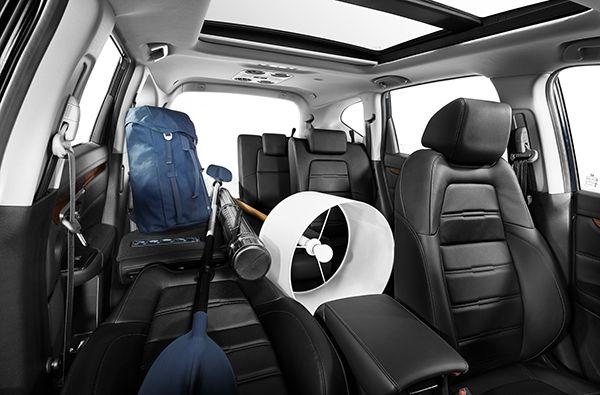 Che do vat dai Honda CRV 2020