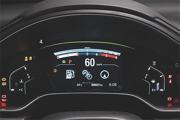 Chuc nang Eco coaching Honda CRV 2020